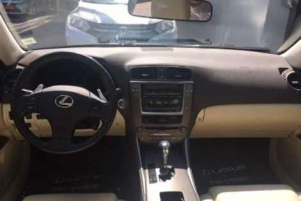 Lexus IS250 NEW 2.5 año 2011