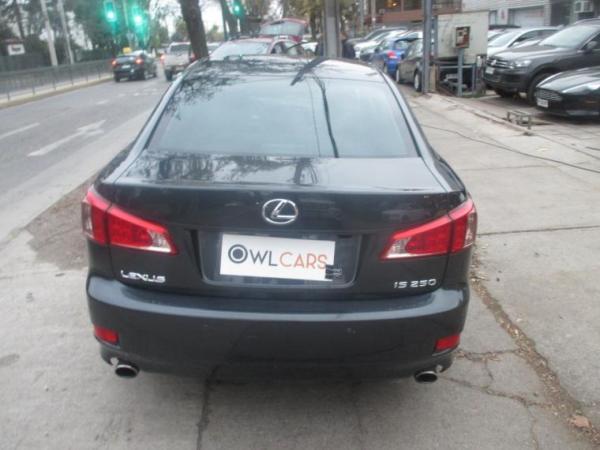 Lexus IS250  año 2011