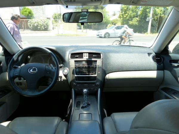 Lexus IS250 SEDAN año 2011