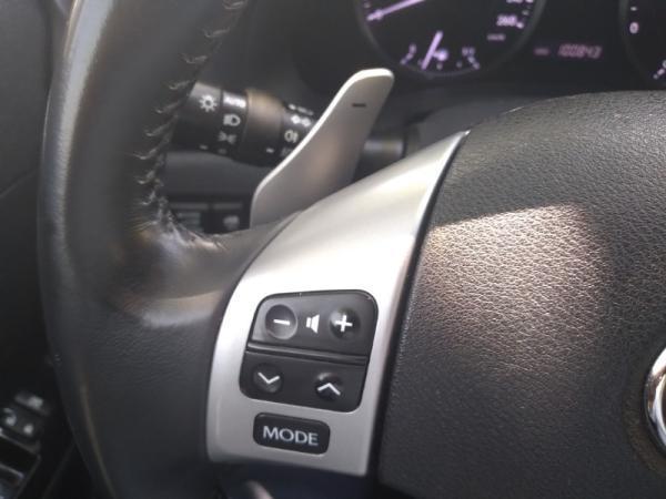 Lexus IS250 CABRIOLET 2.5 AT año 2013