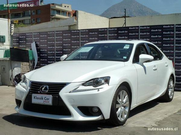 Lexus IS250  año 2014