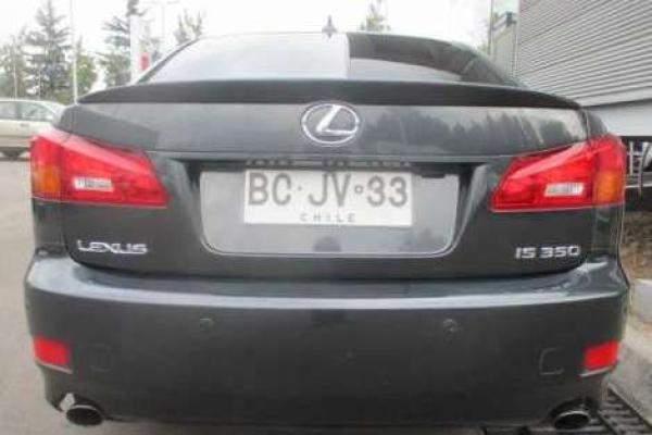 Lexus IS350  año 2008