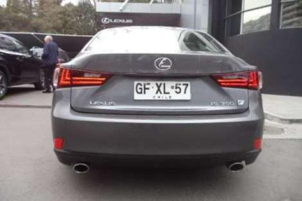 Lexus IS350 F SPORT año 2014