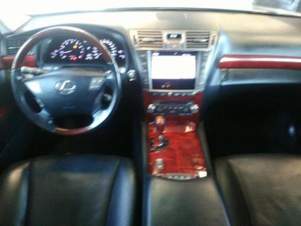 Lexus LS460 L año 2012
