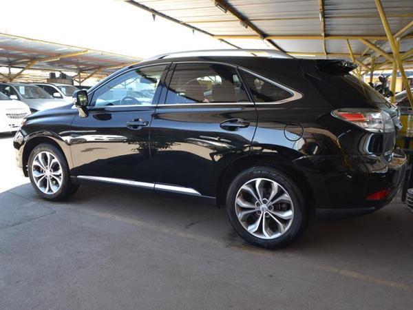 Lexus RX 450 at año 2012