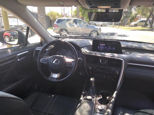 Lexus RX 450 HIBRIDO 3.5 AT 4X4 año 2018