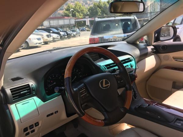Lexus RX350 3.5 AT año 2010