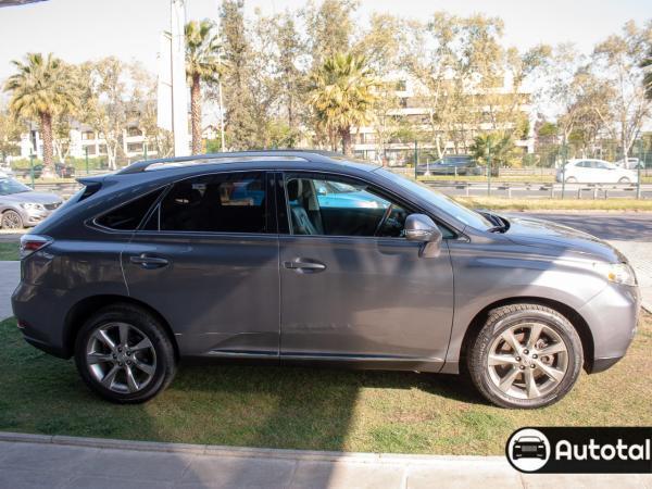 Lexus RX350 4X4 3.5 AT año 2012