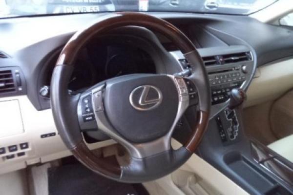 Lexus RX350 NEWII año 2013