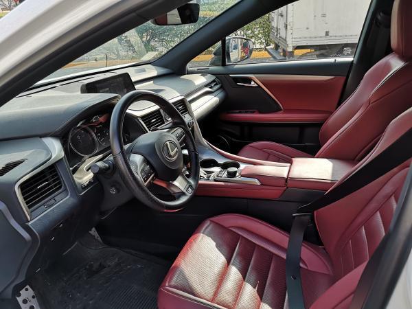 Lexus RX350  año 2018