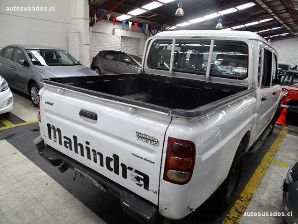 Mahindra Pick Up XL año 2014