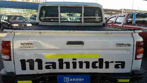 Mahindra Pick Up COMPRAMOS CONTADO año 2014