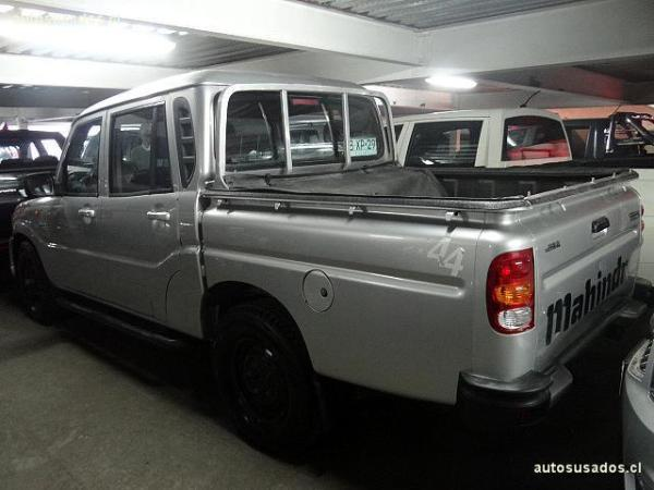 Mahindra Pick Up 4X4 año 2015