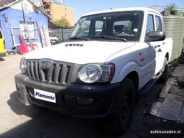 Mahindra Pikup pickup año 2012