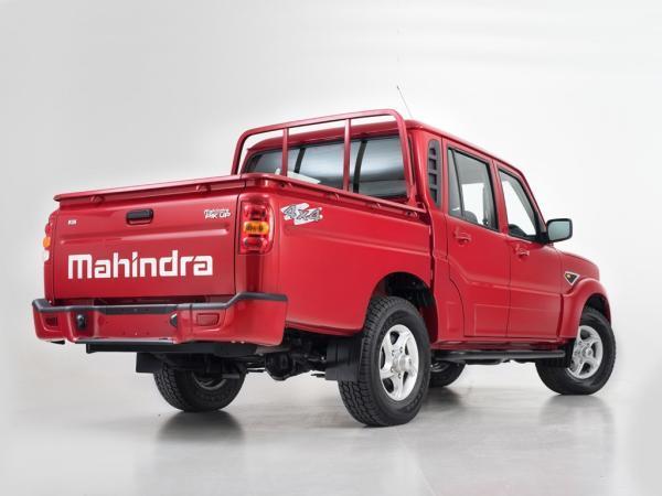 Mahindra Pikup 4x4 año 2020