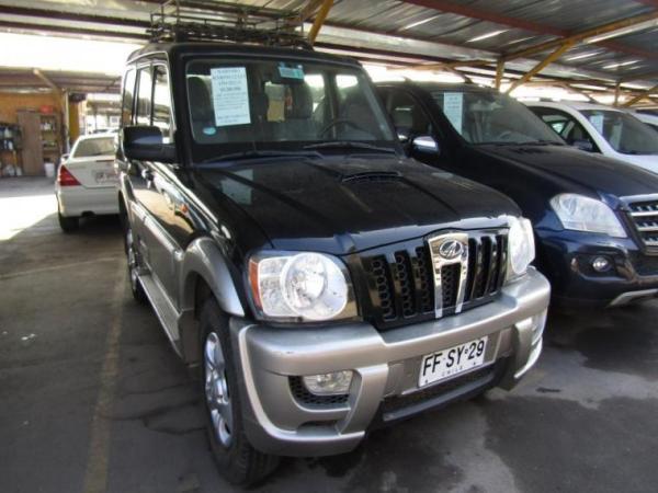 Mahindra Scorpio 2.2 GLX 4X2 año 2012