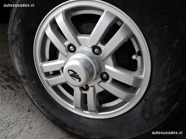 Mahindra Scorpio 4X4 ABS AC año 2014