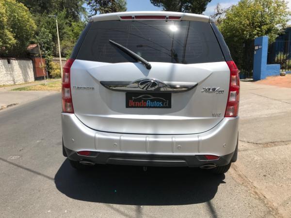 Mahindra XUV 2.2 año 2018