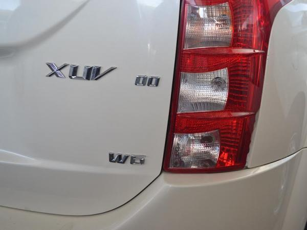 Mahindra XUV500 w6 año 2015