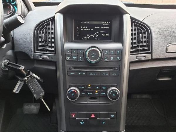 Mahindra XUV500 XUV 500 W6 2.2 . año 2019