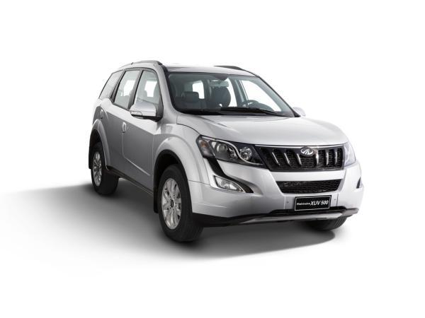 Mahindra XUV500 FL AT AWD GAS año 2019