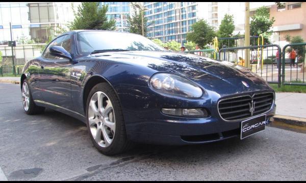 Maserati Coupe 4.2 V8 año 2008