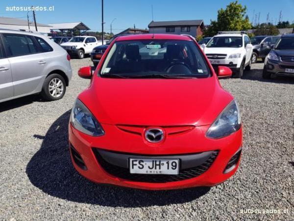 Mazda 2 1.5 año 2013