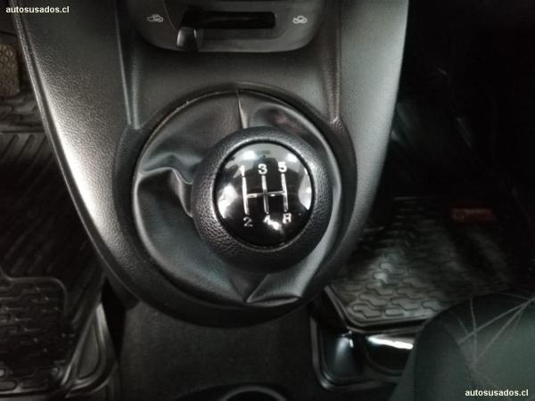 Mazda 2 SPORT S 1.5 MT AC 2AB año 2014