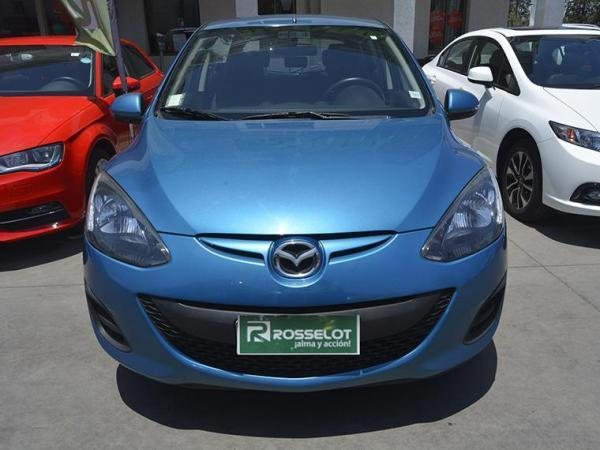 Mazda 2 hb año 2015