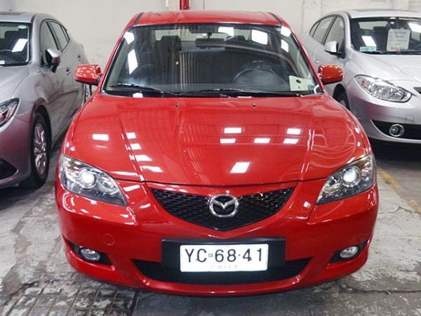 Mazda 3 SEDAN V 1.6 año 2005