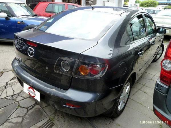 Mazda 3 1.6 año 2006