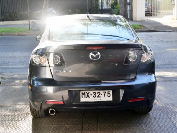 Mazda 3 R año 2007