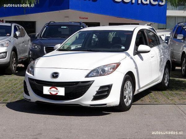 Mazda 3 sport año 2010
