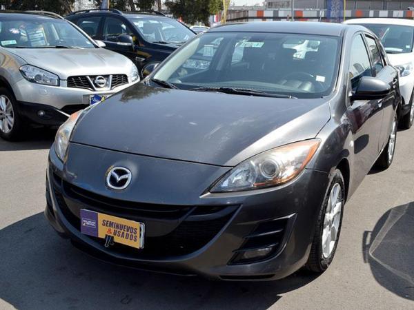 Mazda 3 3 SPORT 1.6 año 2010