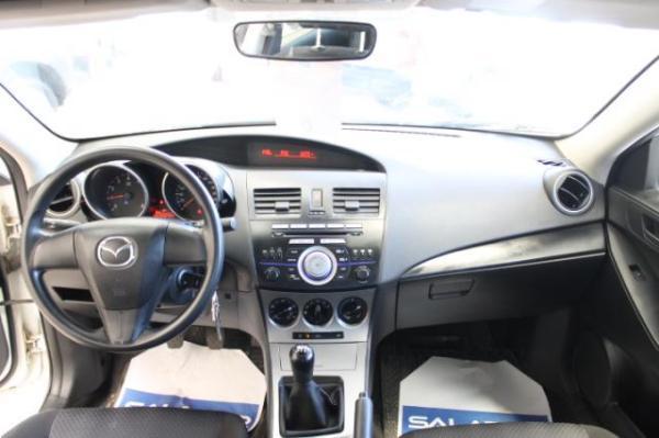 Mazda 3 3 1.6 año 2010
