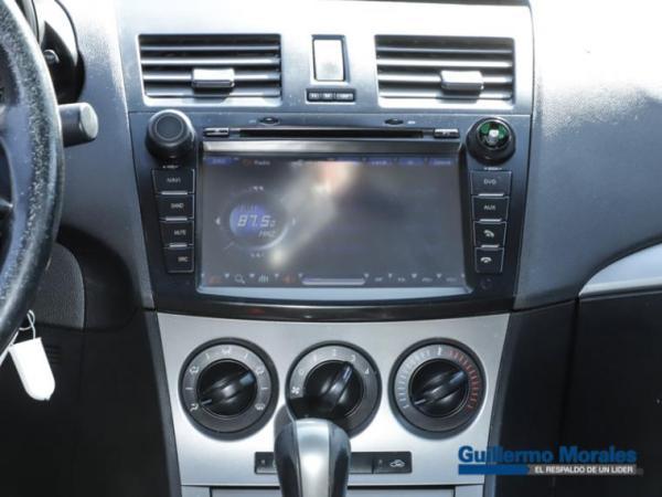 Mazda 3 V 1.6 AT año 2011