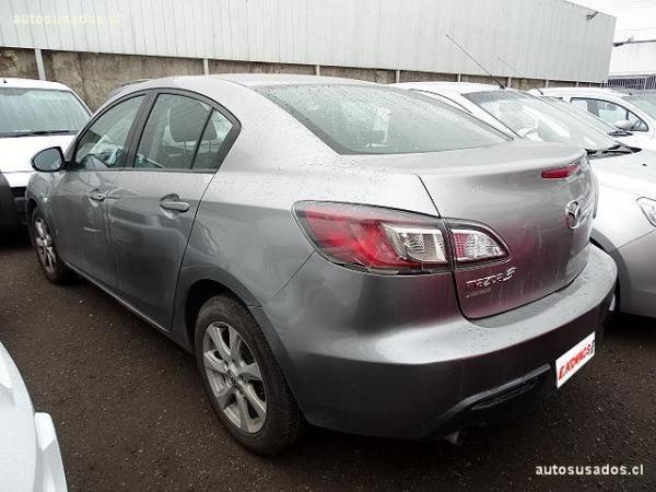 Mazda 3 1.6 año 2012