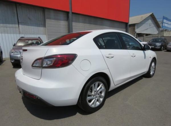 Mazda 3 S año 2012
