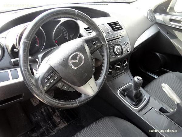 Mazda 3 S año 2013