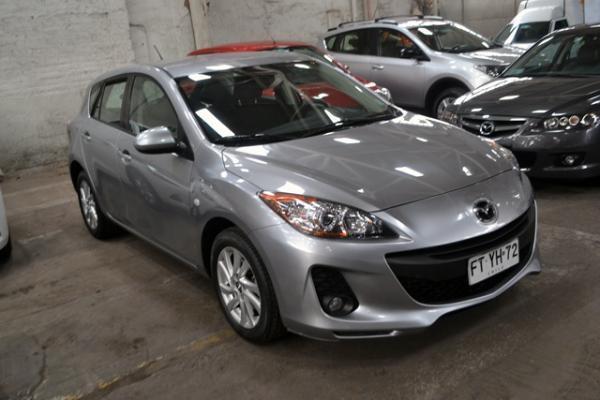 Mazda 3 SPORT V 1.6 año 2013