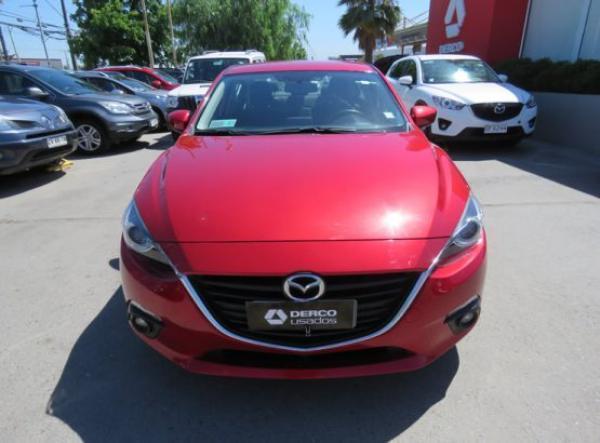 Mazda 3 S año 2015