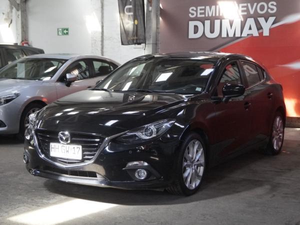 Mazda 3 GT SPORT año 2015