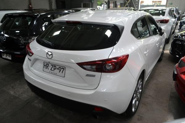 Mazda 3 GT SPORT año 2016