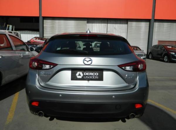 Mazda 3 GT año 2016