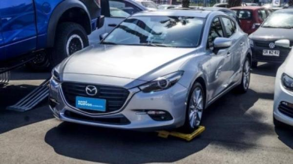 Mazda 3 2.5 SPORT GT año 2017