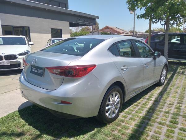 Mazda 3 NEW 1.6 AT SEDAN año 2017
