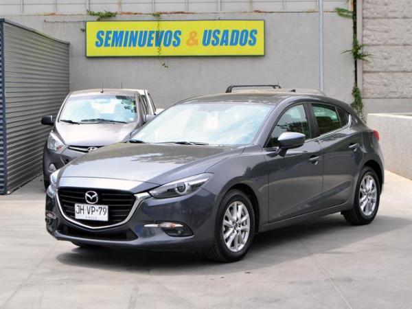 Mazda 3 Sport Hb 2.0 año 2017
