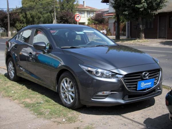 Mazda 3 1.6L MT año 2019