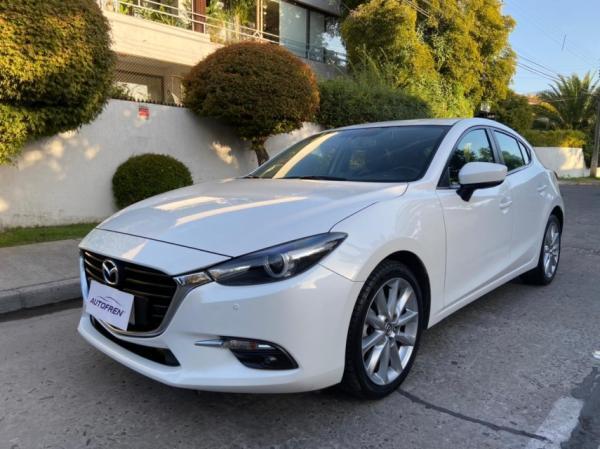 Mazda 3 GT año 2019