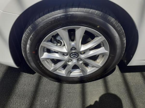 Mazda 3 SDN AT año 2020